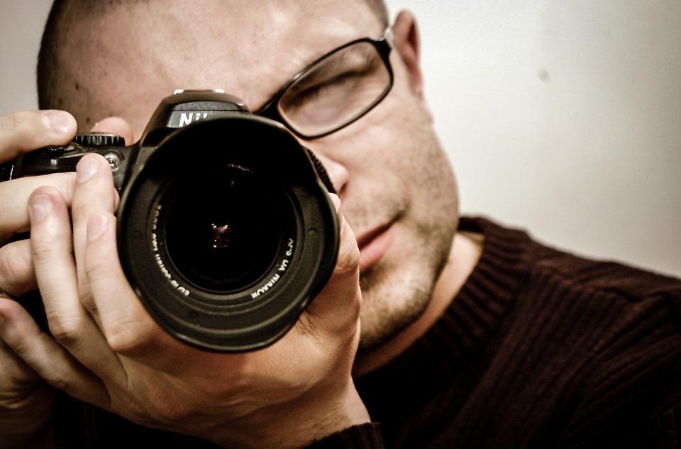 写真家, カメラ, 写真, フォト, レンズ, 写真を撮る, 男性, 男, 撮影会, プロの, 写真館