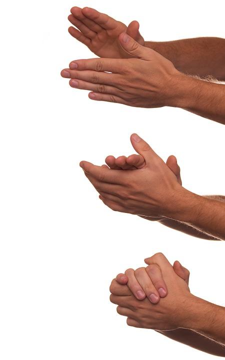 Kostenloses Foto Applaus Applaudieren Klatschen