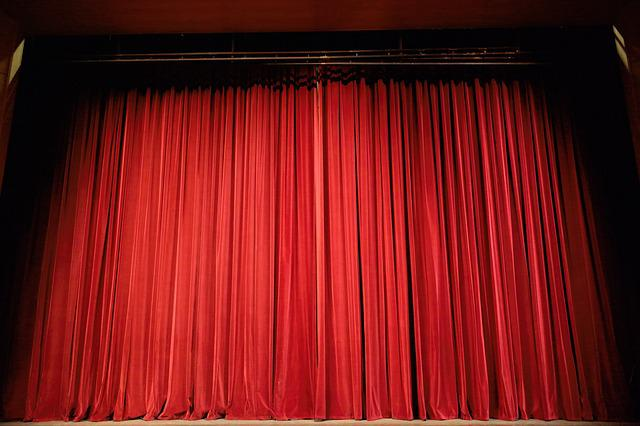 Theater Curtain Stage  Free photo on Pixabay