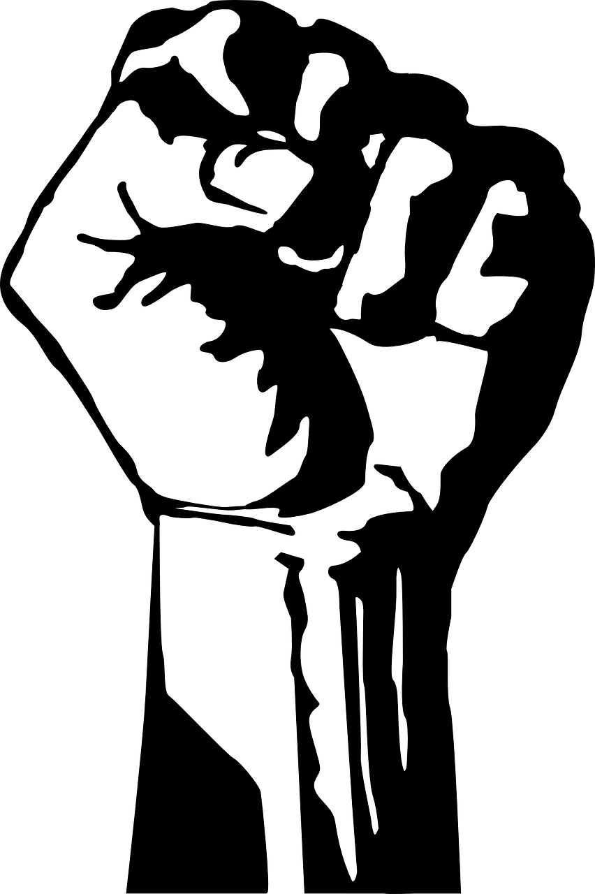 Tangan Kepal Png : tangan, kepal, Human, Vector, Graphic, Pixabay
