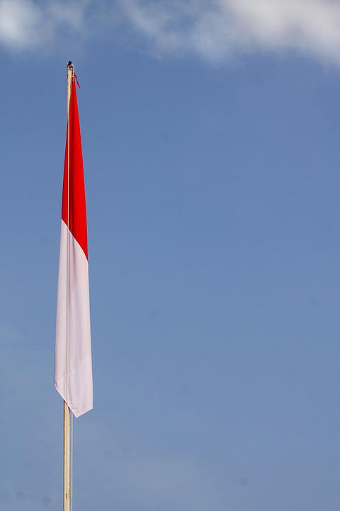 indonesia flag indonesian free