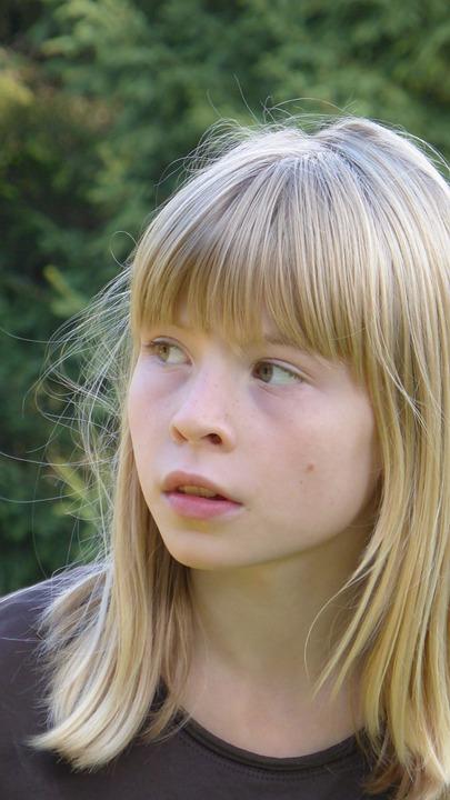 Gratis Foto Meisje Marvel Blond Hoofd Haar Gratis