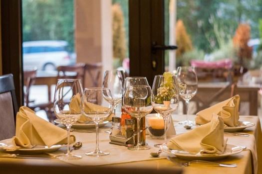 Ristorante, Vino, Occhiali, Servito, Cena, Celebrazione