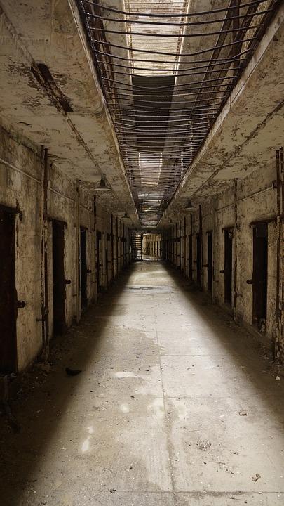Jail Prison Ruin  Free photo on Pixabay