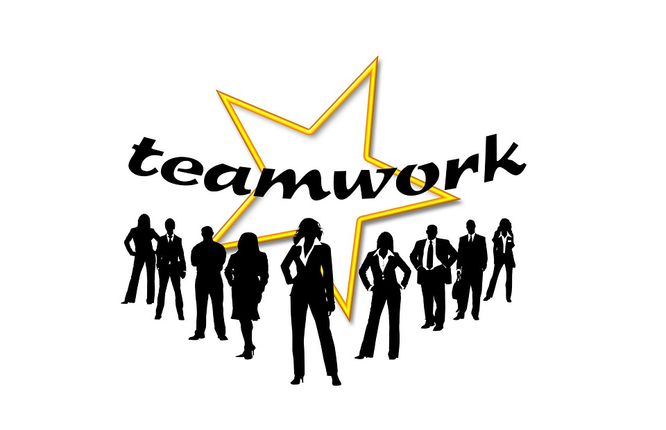 Teamwork Suit Work · Free image on Pixabay