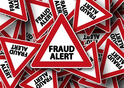 An image showing fraud, in regards to living life unethically and with an asterisk.