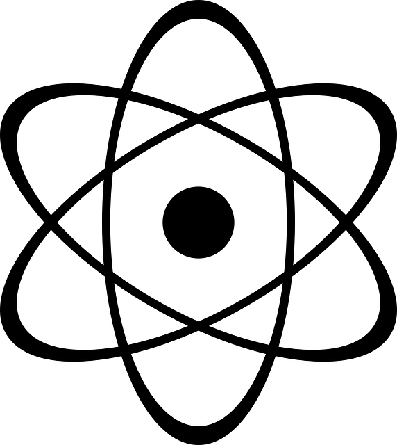 Atomic Nucleus Nuclear Energy · Free vector graphic on Pixabay