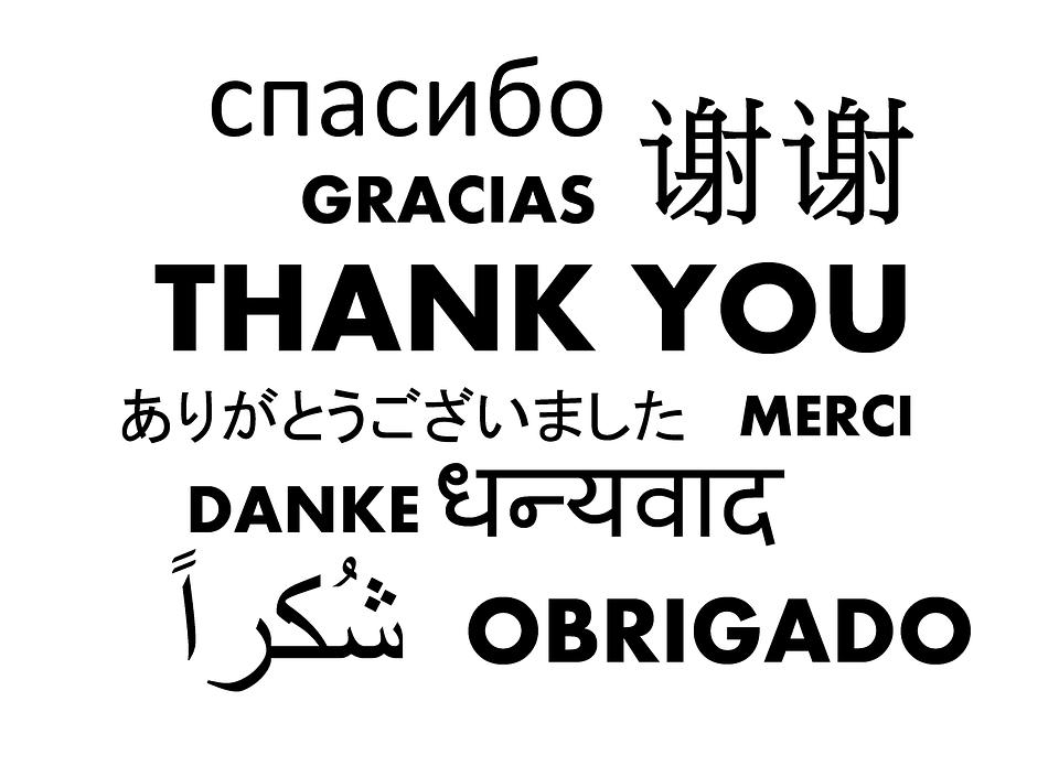 Thank You Gratitude Appreciation · Free image on Pixabay