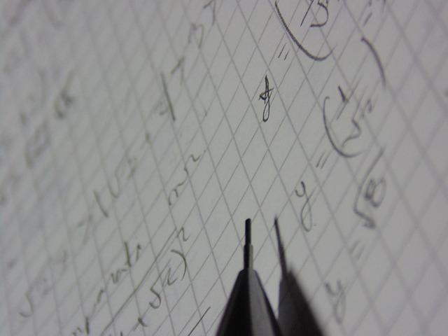Math Notebook Exercise Theme · Free photo on Pixabay