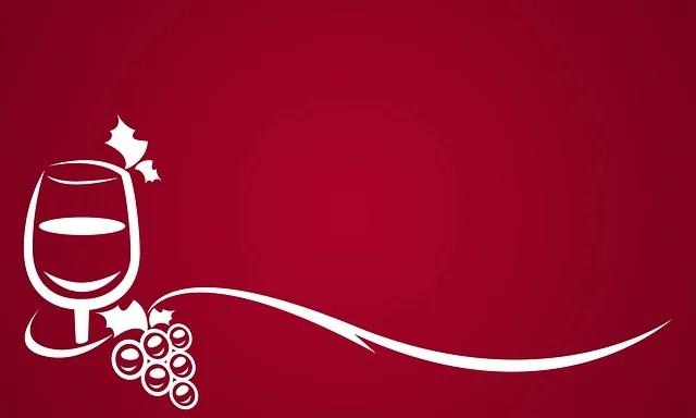 Free Illustration Wine Card Business Card Free Image