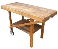 Free photo: Cart, Wooden, Table, Wood, Garden - Free Image ...