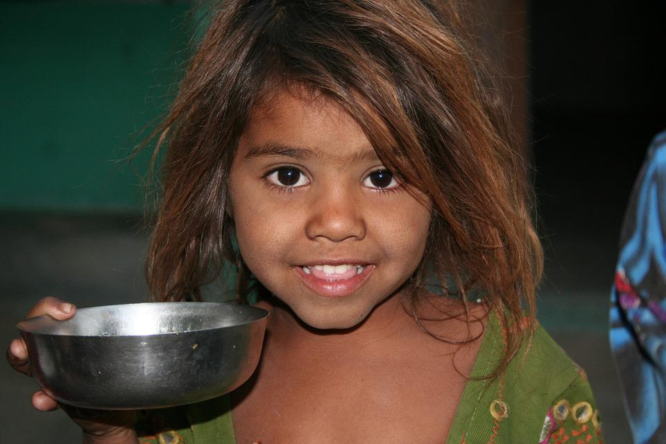 Smiling Face Girl Wallpaper India Free Photo Child Face Rajasthan Smile Look Free