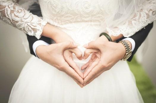 Cuore, Nozze, Matrimonio, Mani, Romantico, Sposare