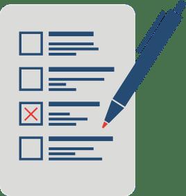 Elections, Vote, Sheet, Paper, Pen, List, Document