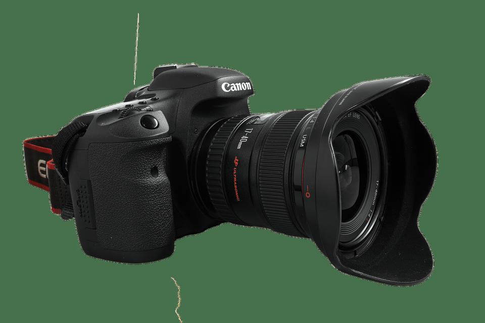 Free photo Camera Canon Photography Lens  Free Image
