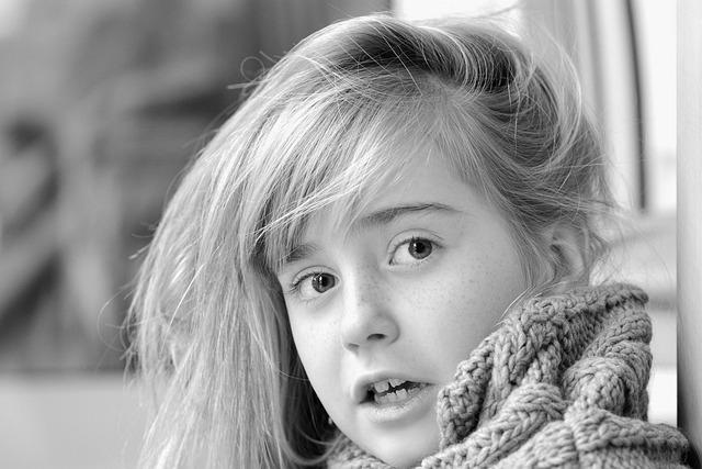 Wallpaper Hd Portrait Orientation Free Photo Girl Child Face View Surprised Free