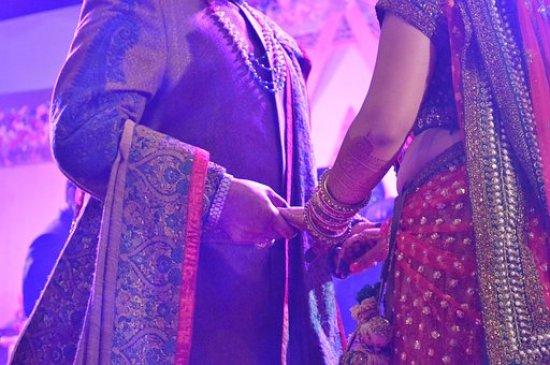 Ślub, Hinduskie Wesele, Indyjski