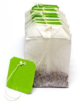 Teabag, Tea, Label, Drink, Natural