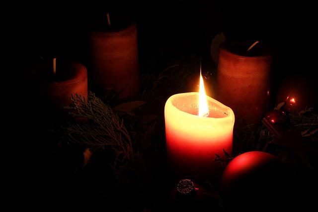 Free Photo Advent Advent Wreath Christmas Free Image