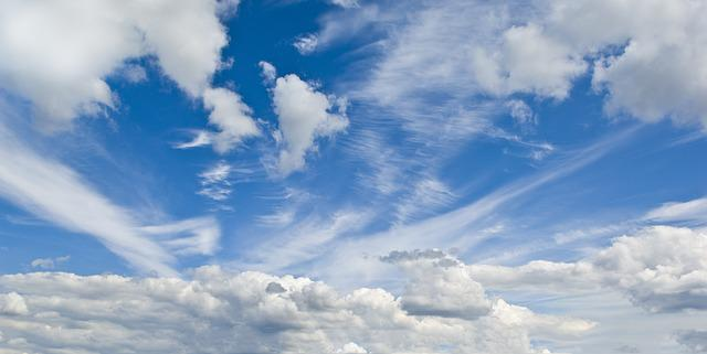 Red Wallpaper Hd Free Photo Sky Blue Cloudscape Cloudy Free Image On