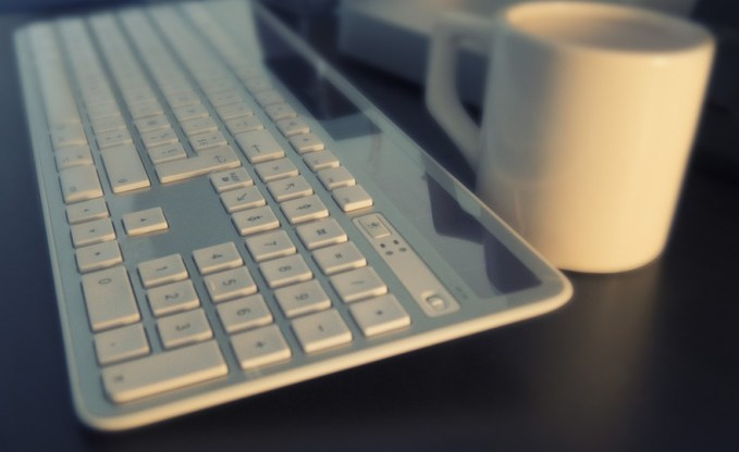 Teclado, Equipo, Computadora, Internet, Trabajo