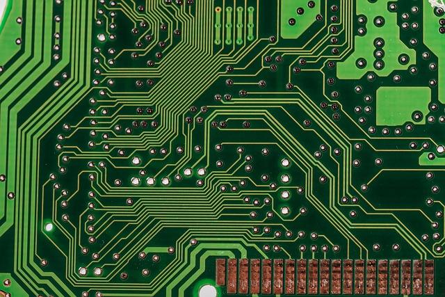 circuitry background