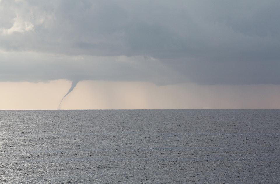 Tornado, Sky, Corsican, Cloud, Cloudy Sky, Nature