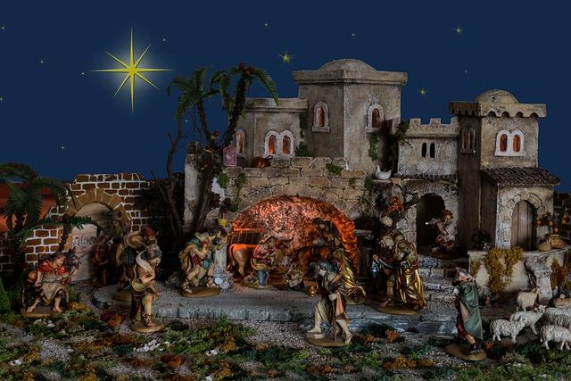 Christmas Bethlehem Crib Jesus  Free photo on Pixabay