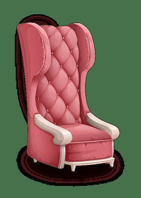 Stuhl Sessel Rosa  Kostenlose Vektorgrafik auf Pixabay