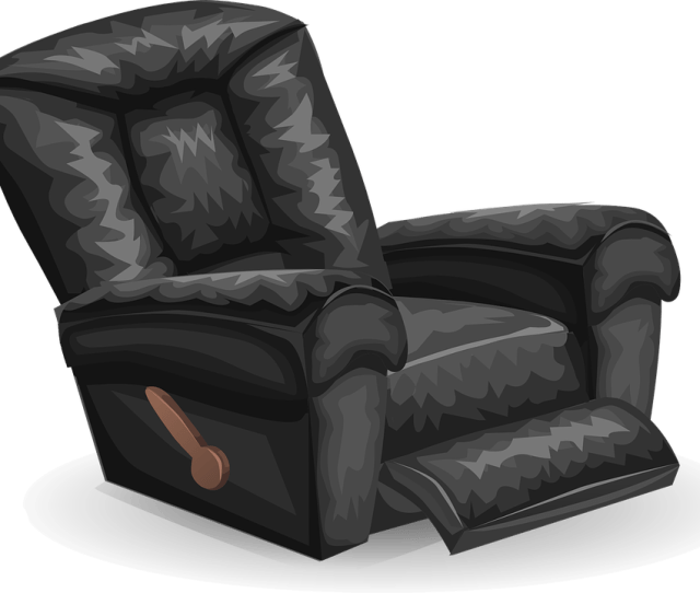 Sofa Chair Lazy Boy Recline Relax Seat Seating  C B Public Domain