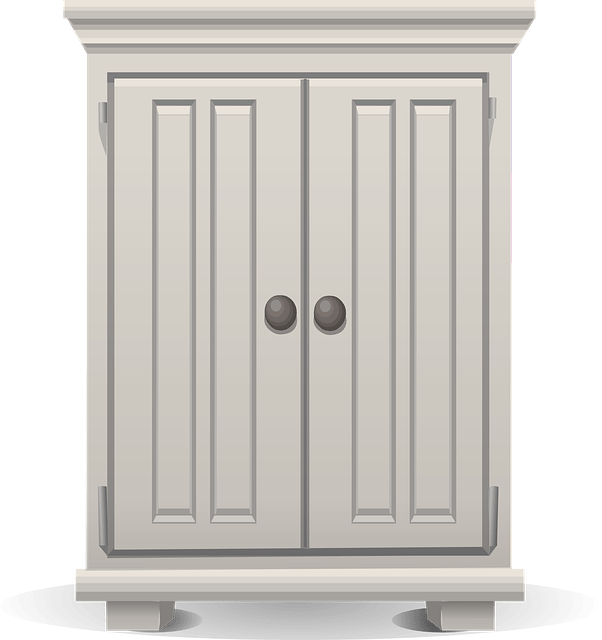 Free vector graphic Armoire Dresser Cabinet  Free