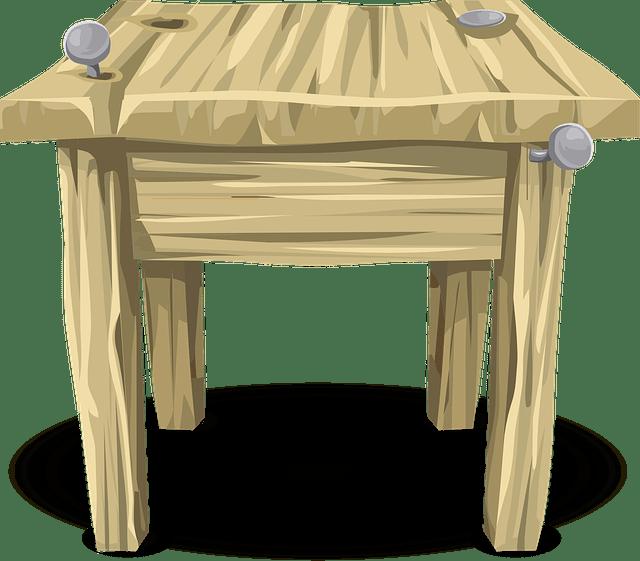 vector desk