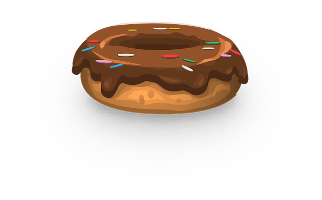 Donut Frosting Sprinkles  Free vector graphic on Pixabay