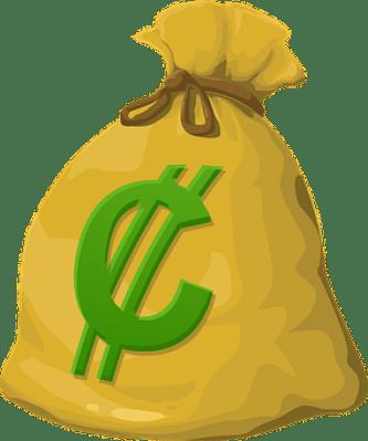 お金, バッグ, 現金, 通貨, 富, お支払い, 投資, ビジネス, ドル
