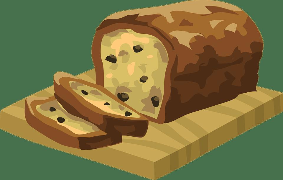 ✓ Gambar Animasi Roti Png