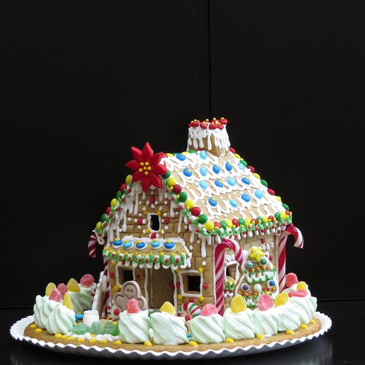 Lebkuchenhaus WeihnachtsGebck  Kostenloses Foto auf Pixabay