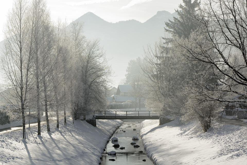 Free Photo Landscape Winter Snow Wintry Free Image