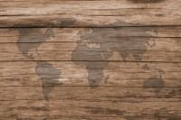 Kostenlose Illustration: Holz, Brett, Struktur, Welt