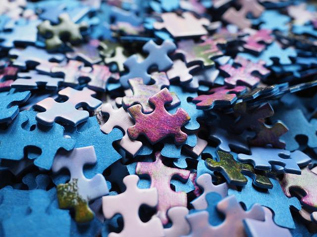 Free photo Pieces Of The Puzzle Puzzle Play  Free Image on Pixabay  592779