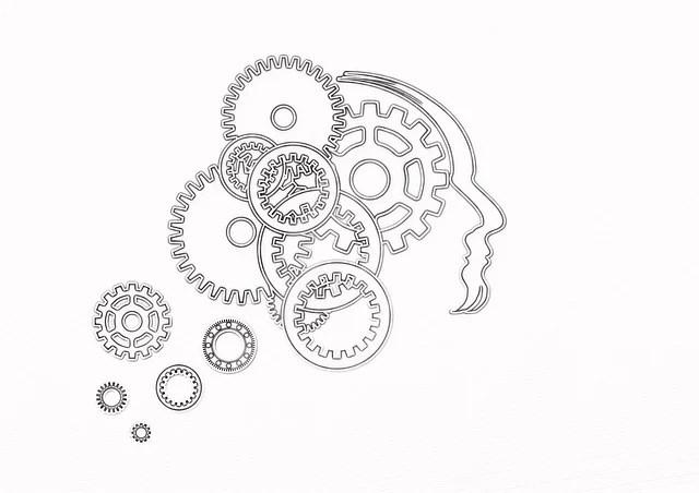 Illustration gratuite: Tête, Cerveau, L'Homme, Face