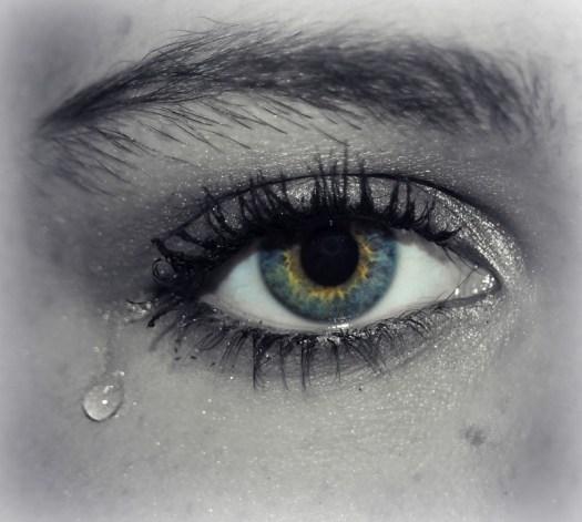 Occhio, Lacrima, Piangere, Tristezza, Dolore, Emozione