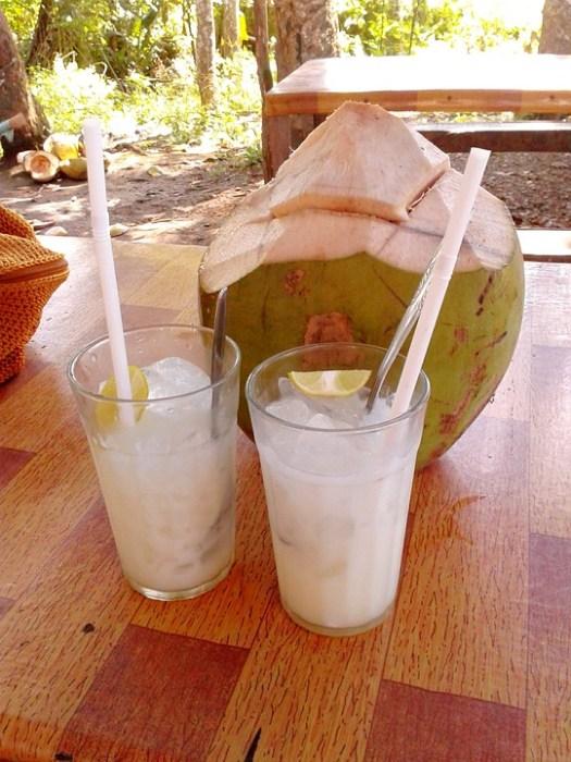Drink, Noce Di Cocco, Tropicale, Frutta, Fresco, Latte