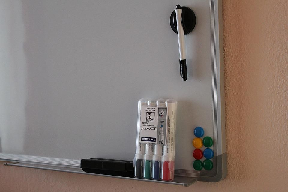 Magnetic Board Whiteboard Marker  Free photo on Pixabay
