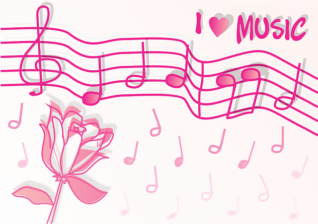 Music Love Note Half  Free image on Pixabay