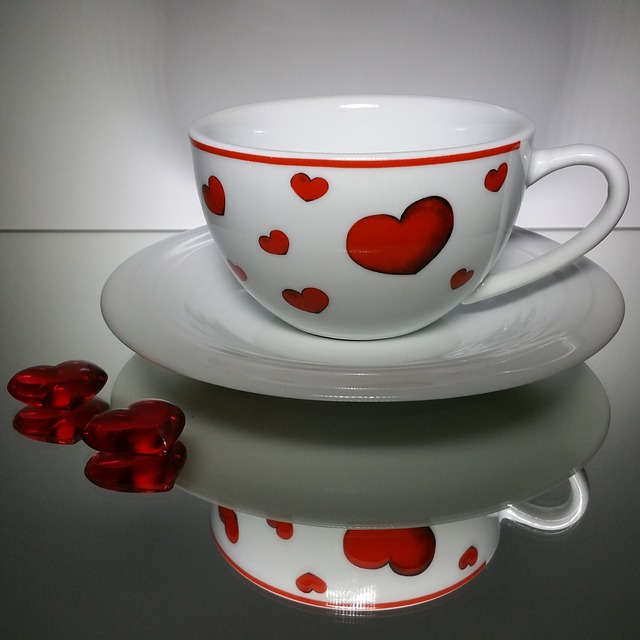 ValentineS Day Cup Heart Coffee Free Photo On Pixabay