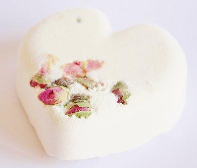 Soap, Handmade, Rose Flower, Rose Petals