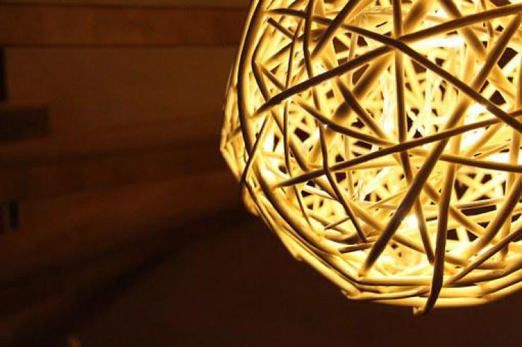 Światło, Boże Narodzenie, Oświetlenie