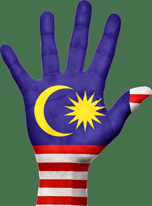 Smart Girl Wallpaper Download Malaysia Flag Hand 183 Free Image On Pixabay