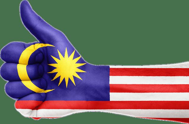 Free illustration: Malaysia. Flag. Hand. Asia - Free Image on Pixabay - 645561
