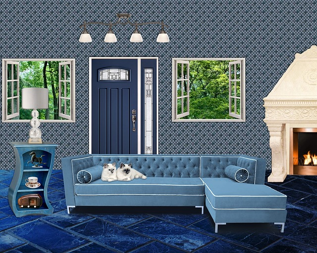 interior of living room best colors for 2018 free illustration: interior, room, living, home, house ...
